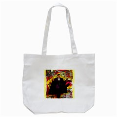 Monte Cristo Tote Bag (white) by Valentinaart