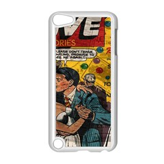 Love Stories Apple Ipod Touch 5 Case (white) by Valentinaart
