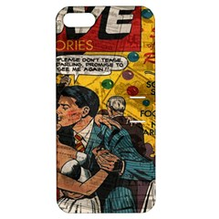 Love Stories Apple Iphone 5 Hardshell Case With Stand by Valentinaart
