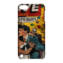 Love Stories Apple Ipod Touch 5 Hardshell Case With Stand by Valentinaart