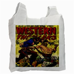 Western Thrillers Recycle Bag (one Side)