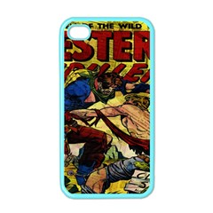 Western Thrillers Apple Iphone 4 Case (color)
