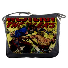 Western Thrillers Messenger Bags