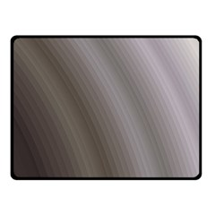 Fractal Background With Grey Ripples Fleece Blanket (small) by Simbadda
