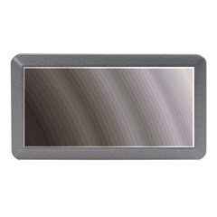 Fractal Background With Grey Ripples Memory Card Reader (mini) by Simbadda