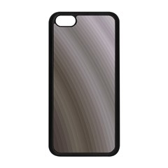 Fractal Background With Grey Ripples Apple Iphone 5c Seamless Case (black) by Simbadda