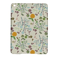 Floral Kraft Seamless Pattern Ipad Air 2 Hardshell Cases