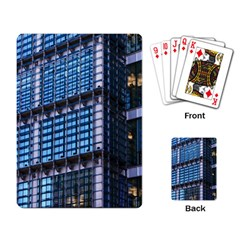 Modern Business Architecture Playing Card by Simbadda