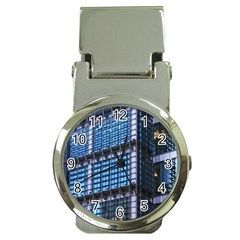 Modern Business Architecture Money Clip Watches by Simbadda
