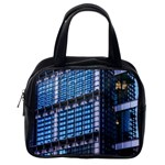 Modern Business Architecture Classic Handbags (One Side) Front
