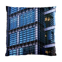 Modern Business Architecture Standard Cushion Case (one Side) by Simbadda