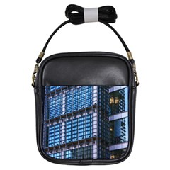 Modern Business Architecture Girls Sling Bags by Simbadda