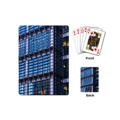 Modern Business Architecture Playing Cards (mini)  by Simbadda