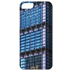 Modern Business Architecture Apple Iphone 5 Classic Hardshell Case by Simbadda