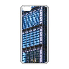 Modern Business Architecture Apple Iphone 5c Seamless Case (white) by Simbadda