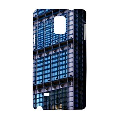 Modern Business Architecture Samsung Galaxy Note 4 Hardshell Case by Simbadda
