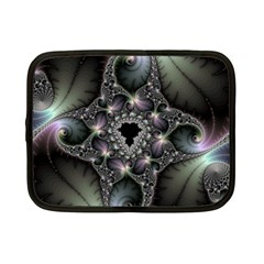 Magic Swirl Netbook Case (small)  by Simbadda