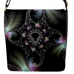 Magic Swirl Flap Messenger Bag (s) by Simbadda
