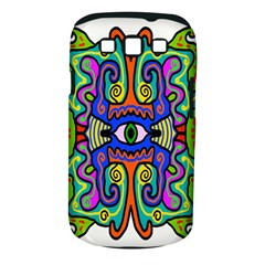Abstract Shape Doodle Thing Samsung Galaxy S Iii Classic Hardshell Case (pc+silicone)