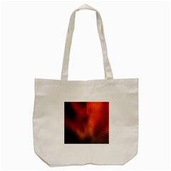 Background Technical Design With Orange Colors And Details Tote Bag (cream) by Simbadda