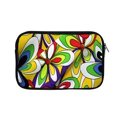 Colorful Textile Background Apple Macbook Pro 13  Zipper Case