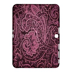 Abstract Purple Background Natural Motive Samsung Galaxy Tab 4 (10 1 ) Hardshell Case