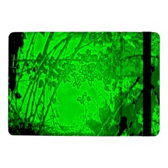 Leaf Outline Abstract Samsung Galaxy Tab Pro 10 1  Flip Case