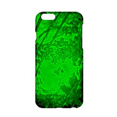 Leaf Outline Abstract Apple Iphone 6/6s Hardshell Case
