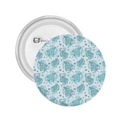 Decorative Floral Paisley Pattern 2 25  Buttons by TastefulDesigns