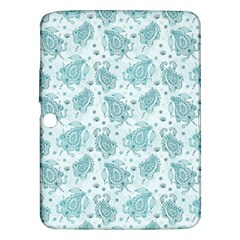 Decorative Floral Paisley Pattern Samsung Galaxy Tab 3 (10 1 ) P5200 Hardshell Case  by TastefulDesigns