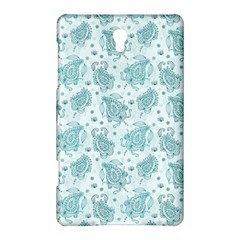 Decorative Floral Paisley Pattern Samsung Galaxy Tab S (8 4 ) Hardshell Case  by TastefulDesigns