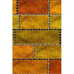 Classic Color Bricks Gradient Wall 5 5  X 8 5  Notebooks by Simbadda