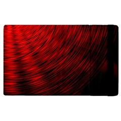 A Large Background With A Burst Design And Lots Of Details Apple Ipad 2 Flip Case by Simbadda