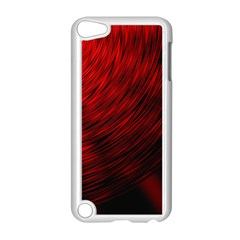 A Large Background With A Burst Design And Lots Of Details Apple Ipod Touch 5 Case (white) by Simbadda