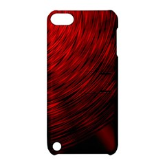 A Large Background With A Burst Design And Lots Of Details Apple Ipod Touch 5 Hardshell Case With Stand by Simbadda