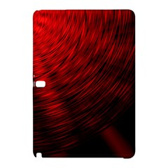 A Large Background With A Burst Design And Lots Of Details Samsung Galaxy Tab Pro 10 1 Hardshell Case by Simbadda