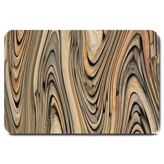 Abstract Background Design Large Doormat
