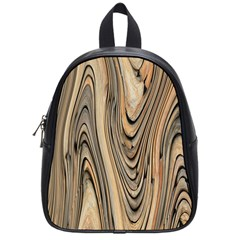 Abstract Background Design School Bags (small)  by Simbadda