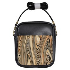 Abstract Background Design Girls Sling Bags by Simbadda