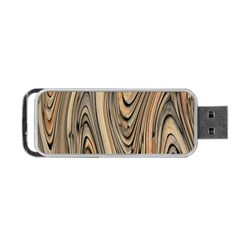 Abstract Background Design Portable Usb Flash (one Side) by Simbadda