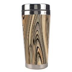 Abstract Background Design Stainless Steel Travel Tumblers by Simbadda