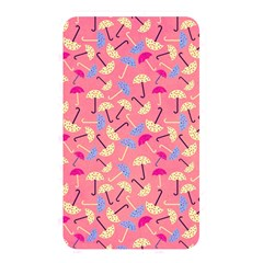 Umbrella Seamless Pattern Pink Memory Card Reader by Simbadda