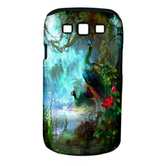 Beautiful Peacock Colorful Samsung Galaxy S Iii Classic Hardshell Case (pc+silicone)
