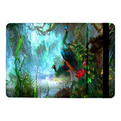 Beautiful Peacock Colorful Samsung Galaxy Tab Pro 10 1  Flip Case by Simbadda