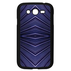 Blue Metal Abstract Alternative Version Samsung Galaxy Grand Duos I9082 Case (black) by Simbadda