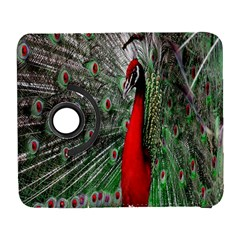 Red Peacock Galaxy S3 (flip/folio) by Simbadda