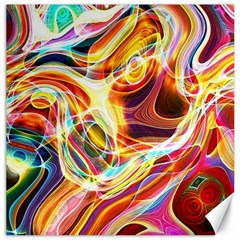 Colourful Abstract Background Design Canvas 16  X 16
