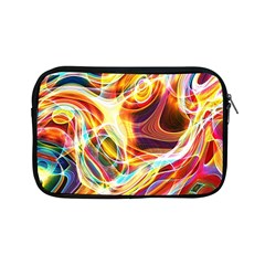 Colourful Abstract Background Design Apple Ipad Mini Zipper Cases by Simbadda