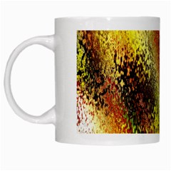 Multi Colored Seamless Abstract Background White Mugs by Simbadda