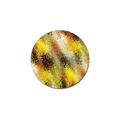 Multi Colored Seamless Abstract Background Golf Ball Marker (4 Pack) by Simbadda
